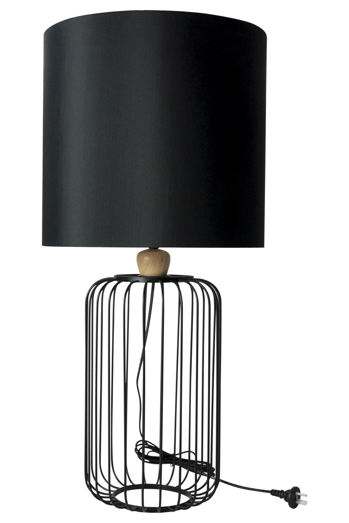 Table lamps myer best inspiration for table lamp saltpepper mood 86cm black wire metal table lamp myer online keyboard keysfo Choice Image