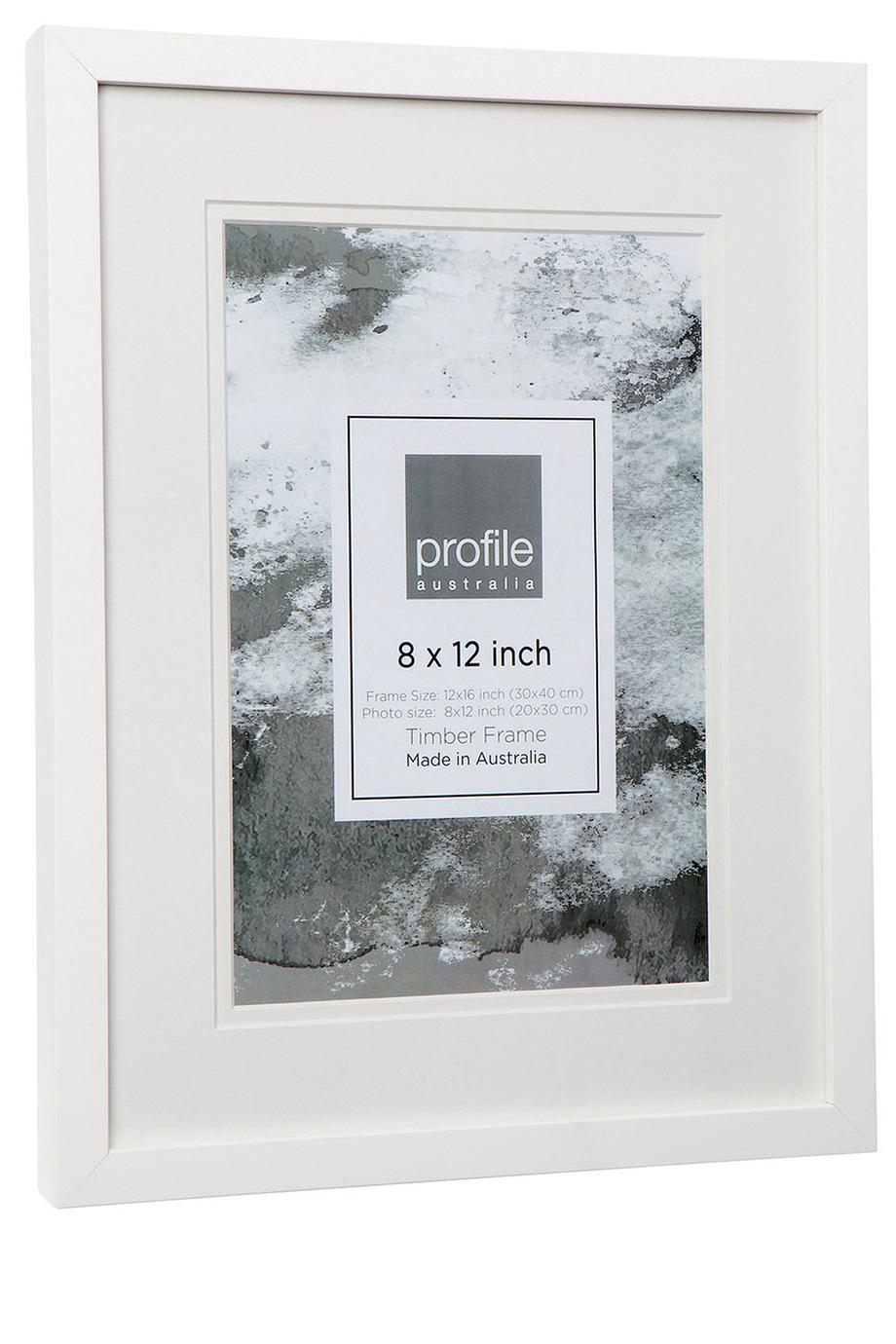 Profile   Deluxe Photo Frame 8x12\
