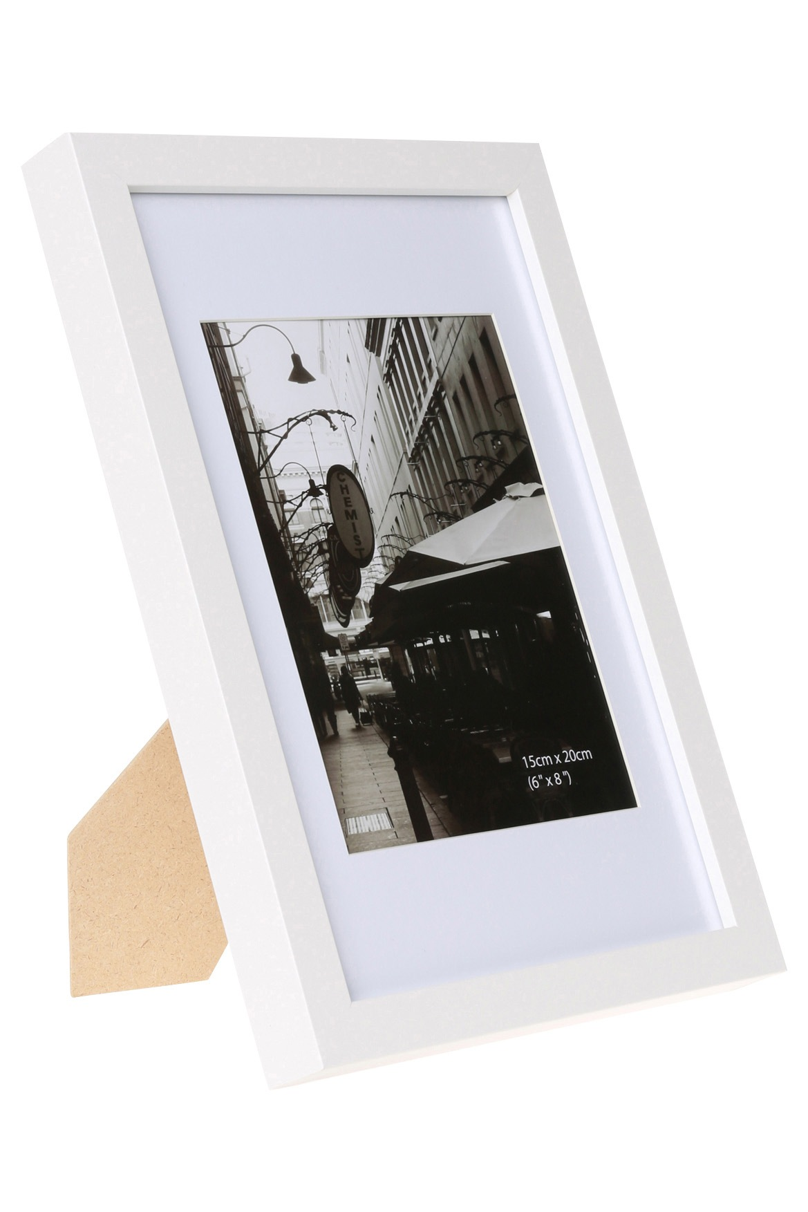 Vue | Essence Photo Frame 15x20cm - White | Myer Online