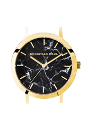 Christian Paul - Christian Paul MAR-BLK-GLD-43mm Black Marble dial / Gold Case