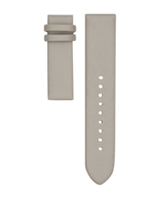 Christian Paul LEA-GRY-20mm Grey leather strap
