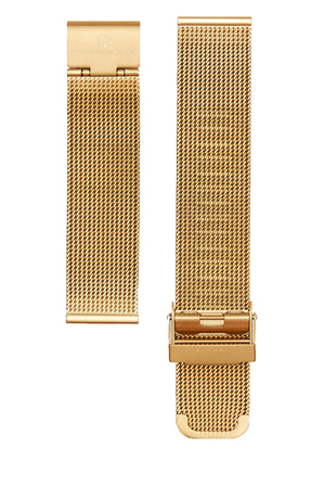 Christian Paul - Christian Paul MSH-RG-20mm Rose Gold Mesh strap