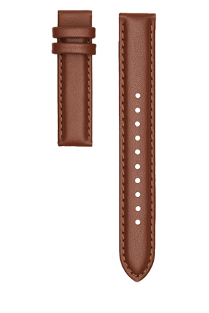 Christian Paul - Christian Paul STLEA-TAN-16mm Tanned Stitched leather strap