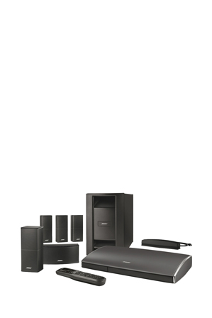 Bose ex demo lifestyle soundtouch 525 entertainment system the classic 51 home theater system just keeps getting better the lifestyle soundtouch 525 system combines advanced surround sound technologies with sciox Image collections