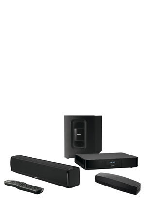 Bose ex demo soundtouch 120 home theatre system myer online with the bose soundtouch 130 home theatre system the soundbar delivers clear spacious sound all across your room while the wireless acoustimass module sciox Image collections