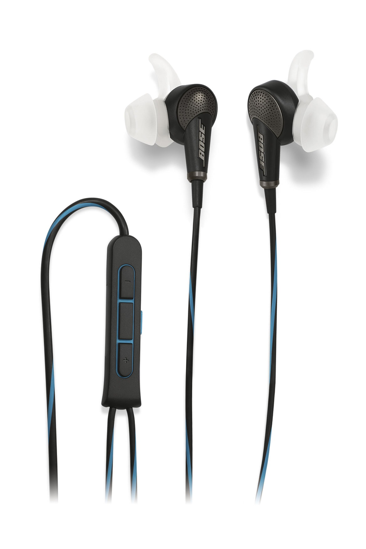 Bose | QC®20 Acoustic Noise Cancelling in-ear headphones for Apple ...