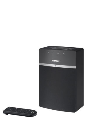 Bose - SoundTouch® 10 Wireless Music System Black