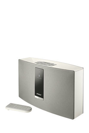 Bose - SoundTouch® 20 Series III Wireless Music System White