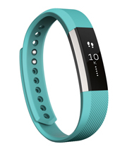 Fitbit - Alta Classic Band Teal - Small
