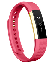 Alta fitness wristband Special Edition Gold/Pink - Large