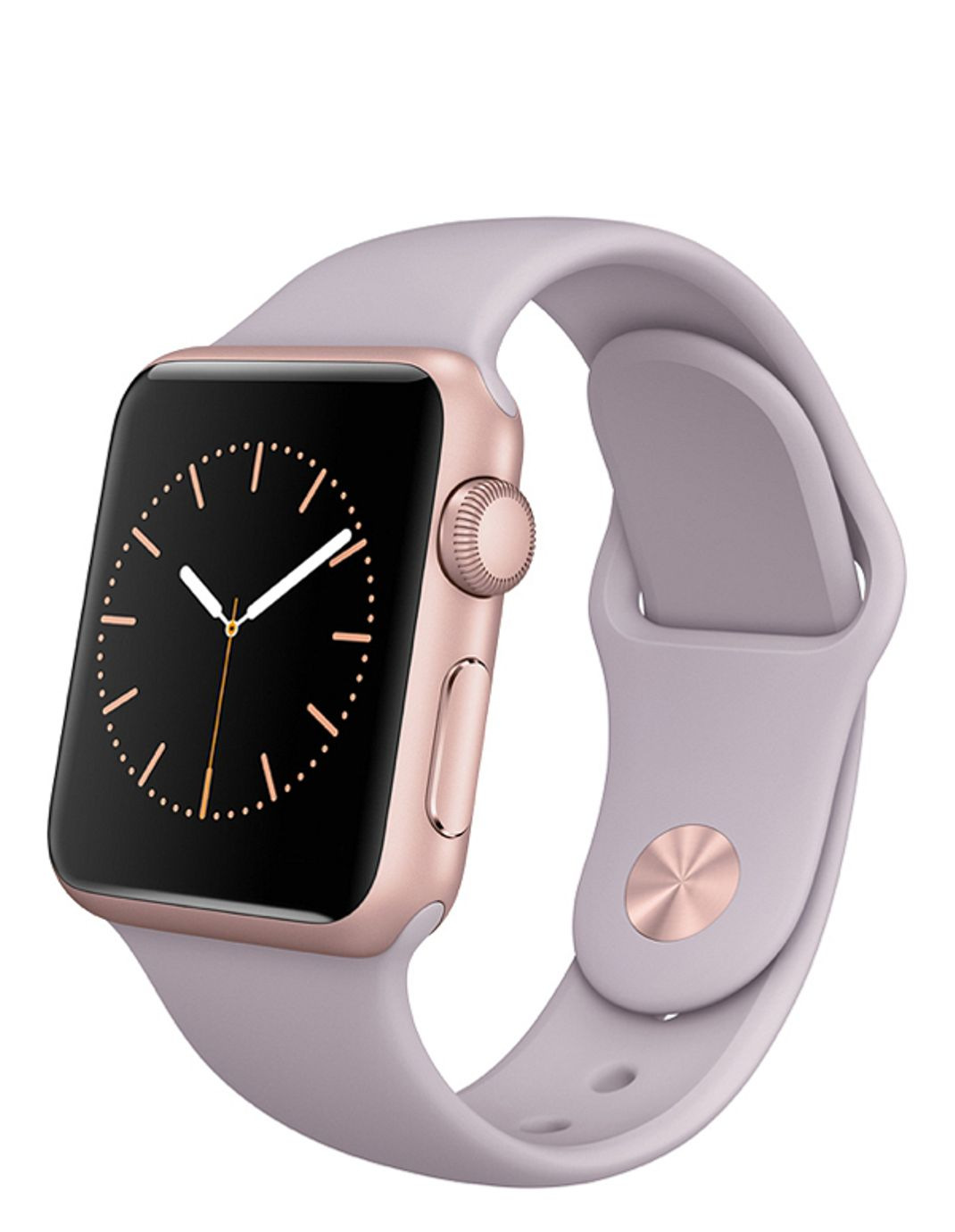 apple apple watch sport 38mm rose gold aluminium case