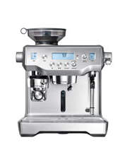 the Oracle Espresso Machine BES980BSS