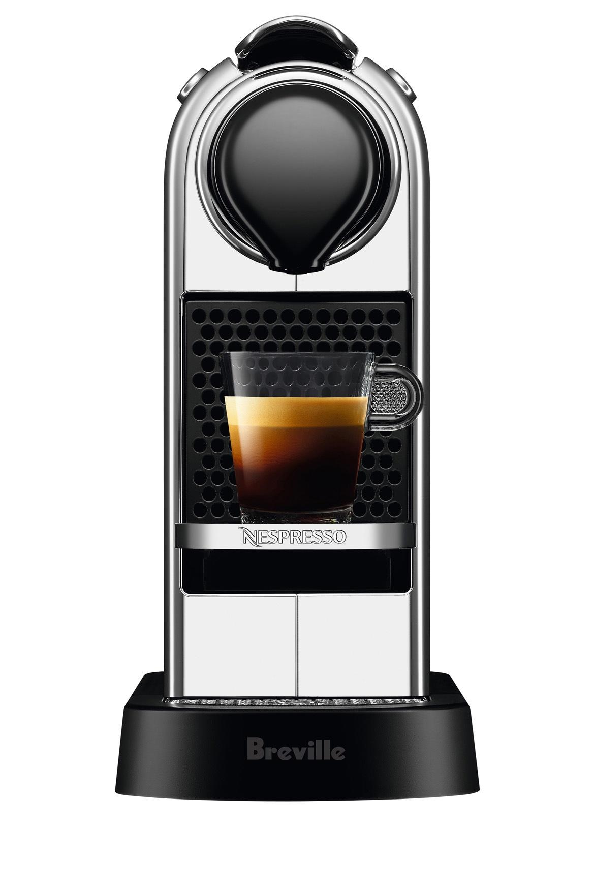 nespresso by breville bec650c citiz solo capsule coffee. Black Bedroom Furniture Sets. Home Design Ideas