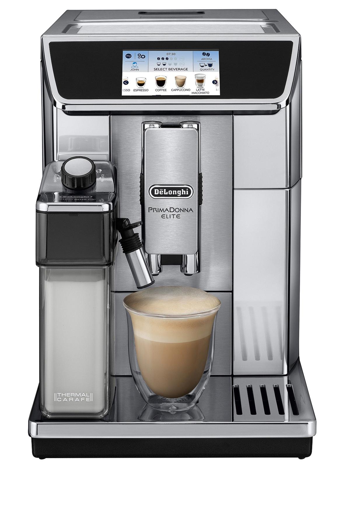 Uncategorized Myer Kitchen Appliances delonghi ecam65075ms primadonna elite touch coffee machine myer online