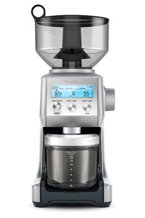 Breville - BCG820BSS The Smart Grinder Pro Brushed Stainless Steel