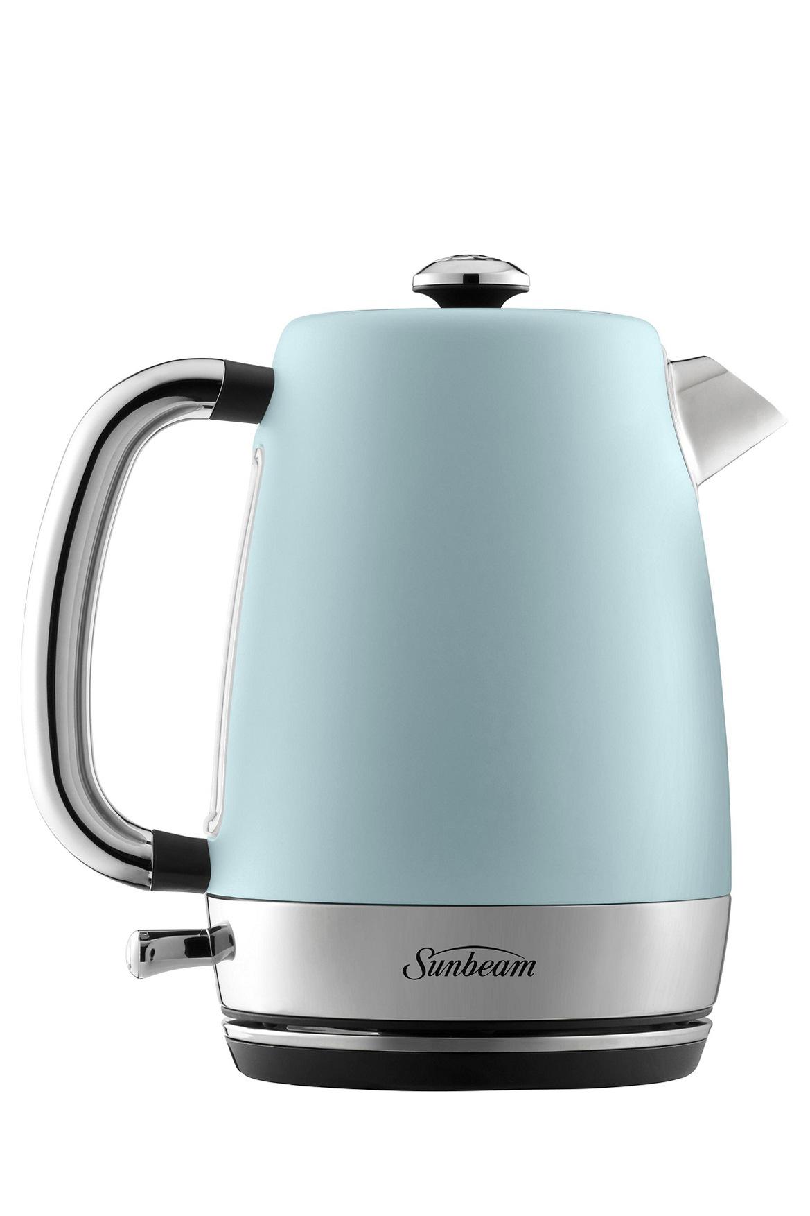 Sunbeam | KE2210B London Collection Conventional kettle: Blue | Myer ...
