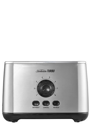 Black and decker stainless steel 4 slice toaster oven