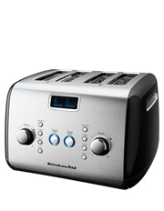 KitchenAid - 4 x Toaster: Onyx Black