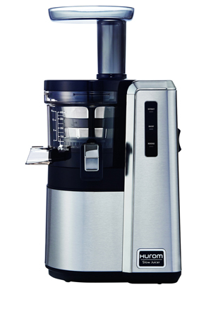 Hurom H25 Alpha Slow/Cold Press Juicer: Stainless Steel Myer Online