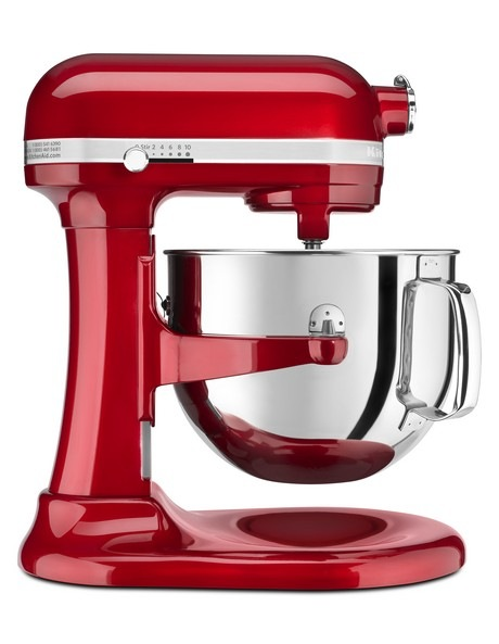new kitchenaid ksm7581 proline mixer candyred5ksm7581aca red ebay