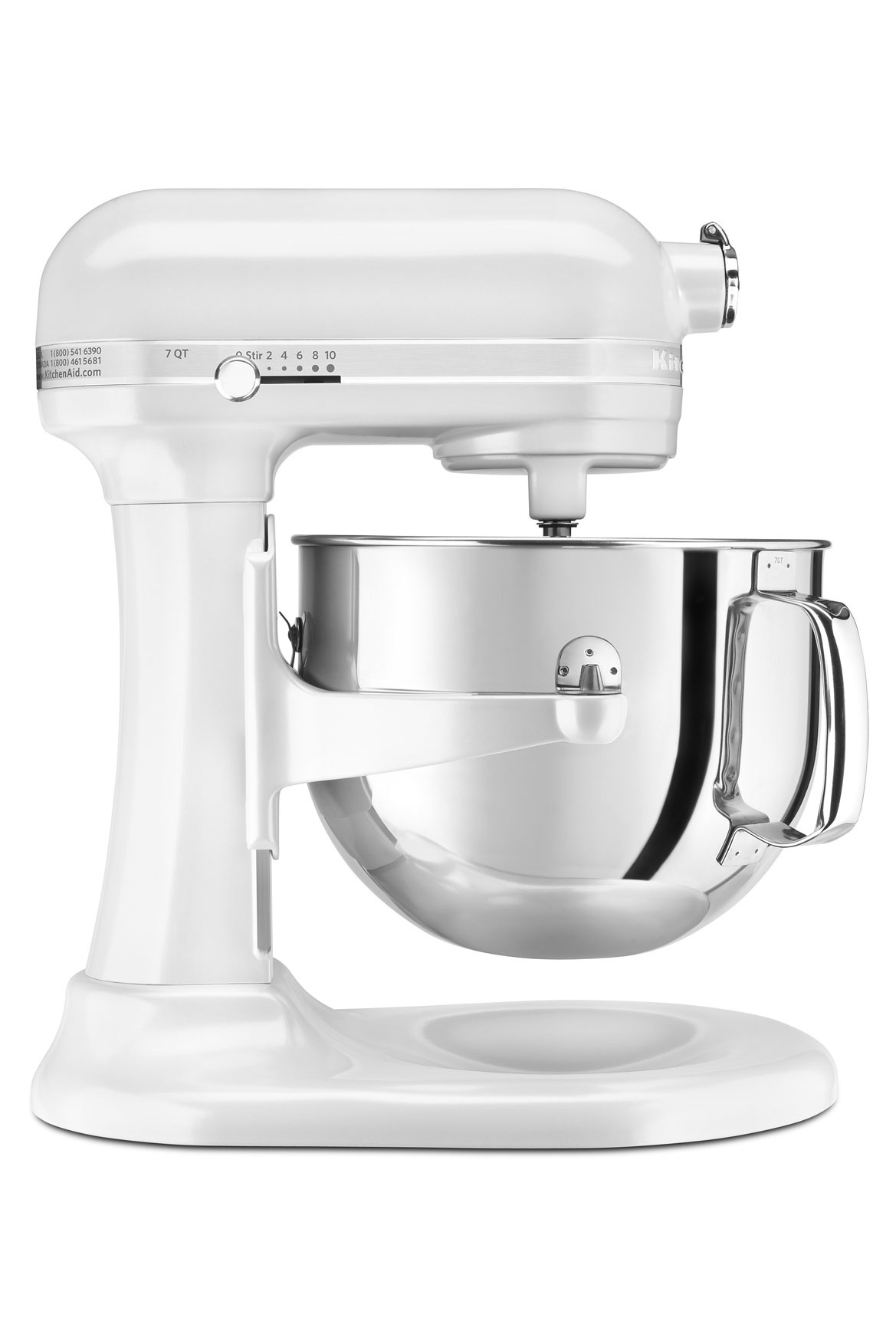 KitchenAid | ProLine Mixer: Frost Pearl | Myer Online