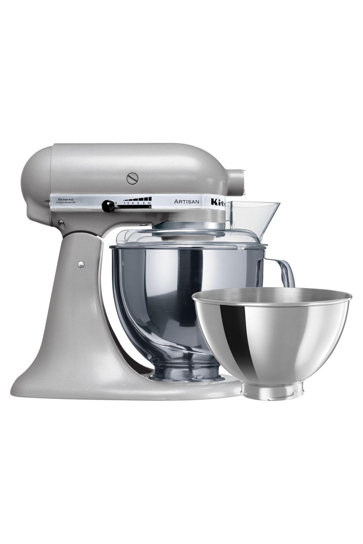 Uncategorized Myer Kitchen Appliances kitchenaid ksm160 artisan mixer silver 5ksm160psacu myer online