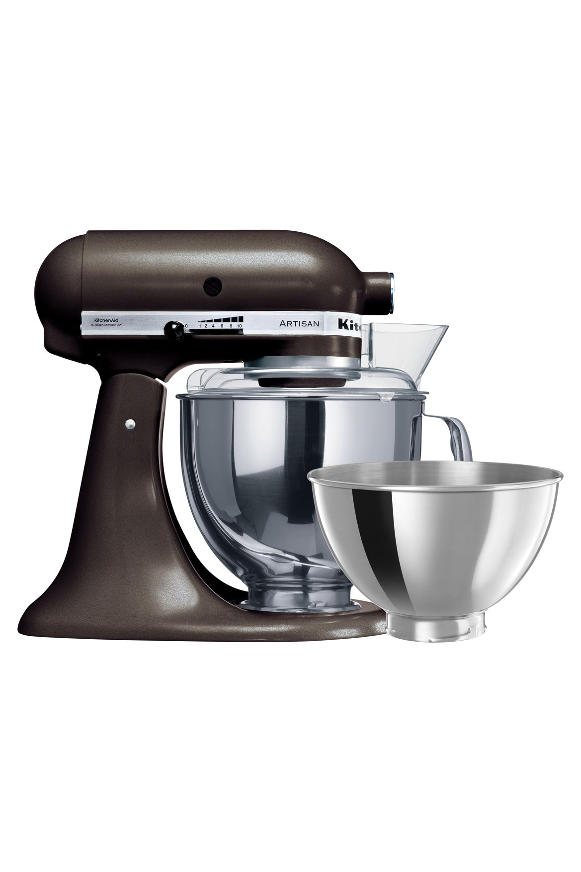 Uncategorized Myer Kitchen Appliances kitchenaid ksm160 artisan mixer truffle 5ksm160psatd myer online