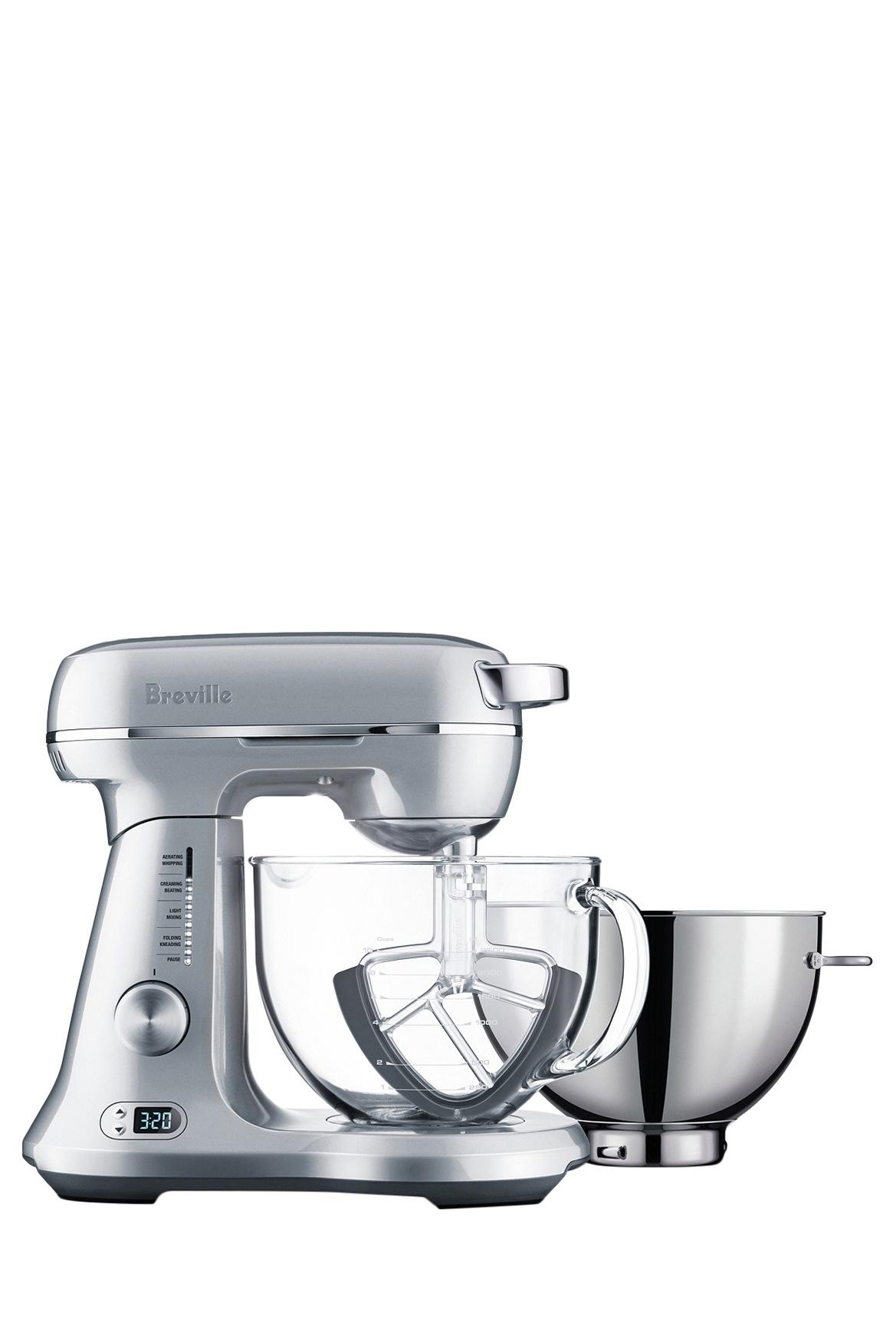 Uncategorized Myer Kitchen Appliances breville bem825bal the baker boss mixer silver myer online
