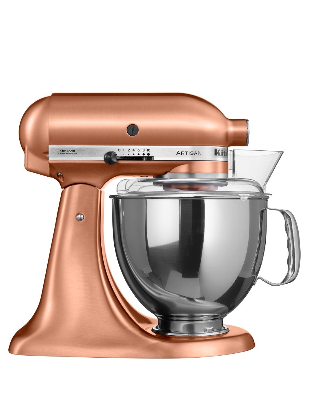 Kitchenaid Ksm150 Artisan Stand Mixer Satin Copper