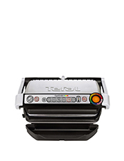 Tefal - Opti Grill Plus: Silver