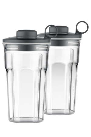 Breville - the Boss To Go Cup Set - 2 x 500ml BPA-Free Cups