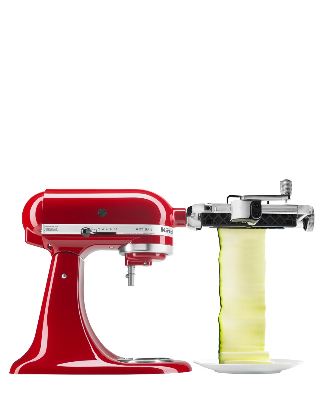 Reviews Kitchen Aid Vegetable Sheeter