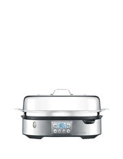 Breville - BFS800BSS The Steam Zone - Independent Steaming