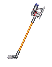 V8 Absolute+ Handstick Vacuum Cleaner: Nickel/Yellow