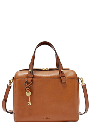 Fossil - ZB7256798 Rachel Double Handle Satchel