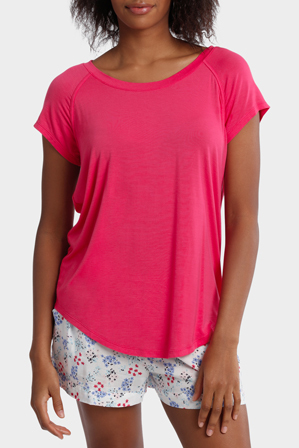 Chloe & Lola - All Day, All Night Short Sleeve Top SCLS18039