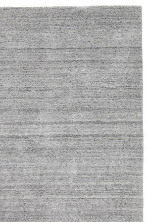 Vue - Video Woven Rug in Silver