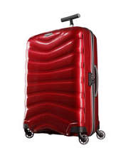 Firelite Spinner Suitcase Red Large 81cm