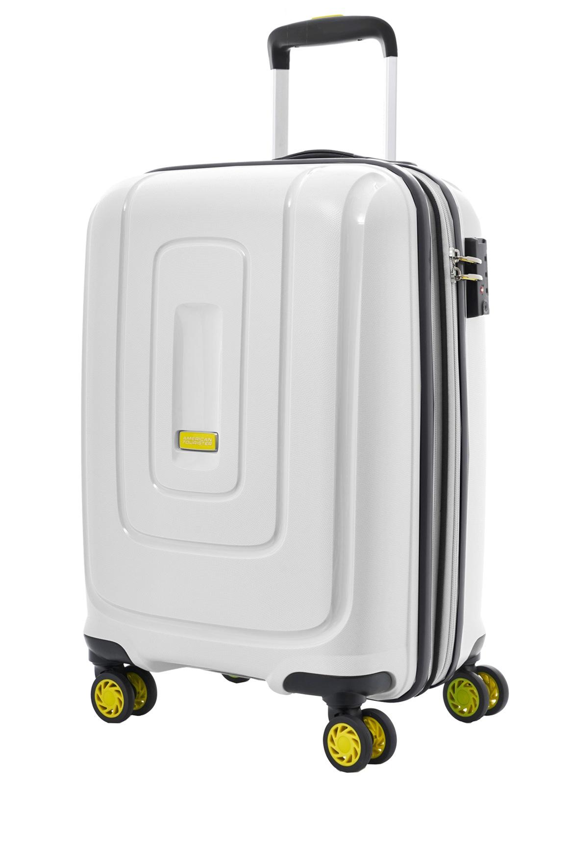american tourister lightrax hardside spinner case large. Black Bedroom Furniture Sets. Home Design Ideas