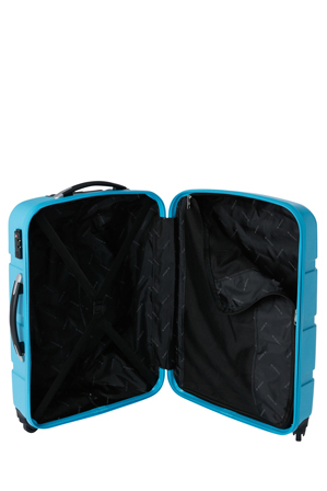 Monsac - Mercury Hardside Spinner Case Medium 70cm Turquoise 3.7kg
