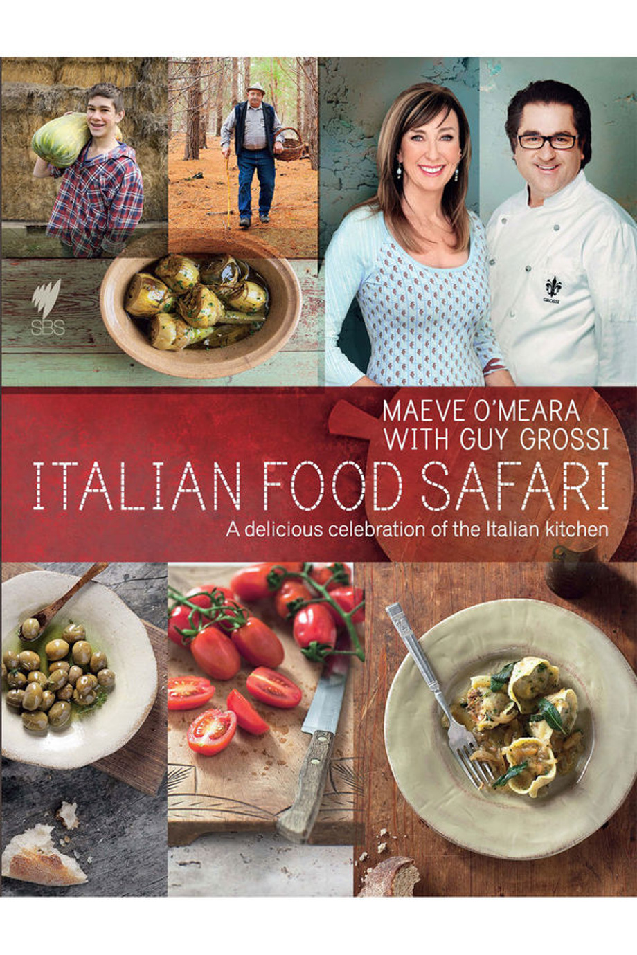 Italian food safari by maeve omeara with guy grossi paperback italian food safari by maeve omeara with guy grossi paperback myer online forumfinder Images