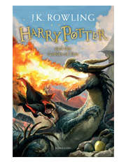 Harry Potter and the Goblet of Fire by J. K. Rowling (paperback)