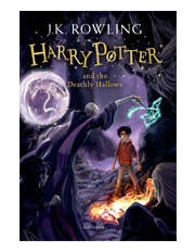 Harry Potter and the Deathly Hallows by J. K. Rowling (paperback)