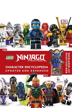 LEGO Ninjago Character Encyclopedia Updated and Expanded (hardback ...