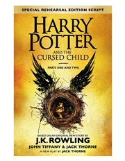 Harry Potter and the Cursed Child Parts I & II: Special Rehearsal Edition Script (hardback)