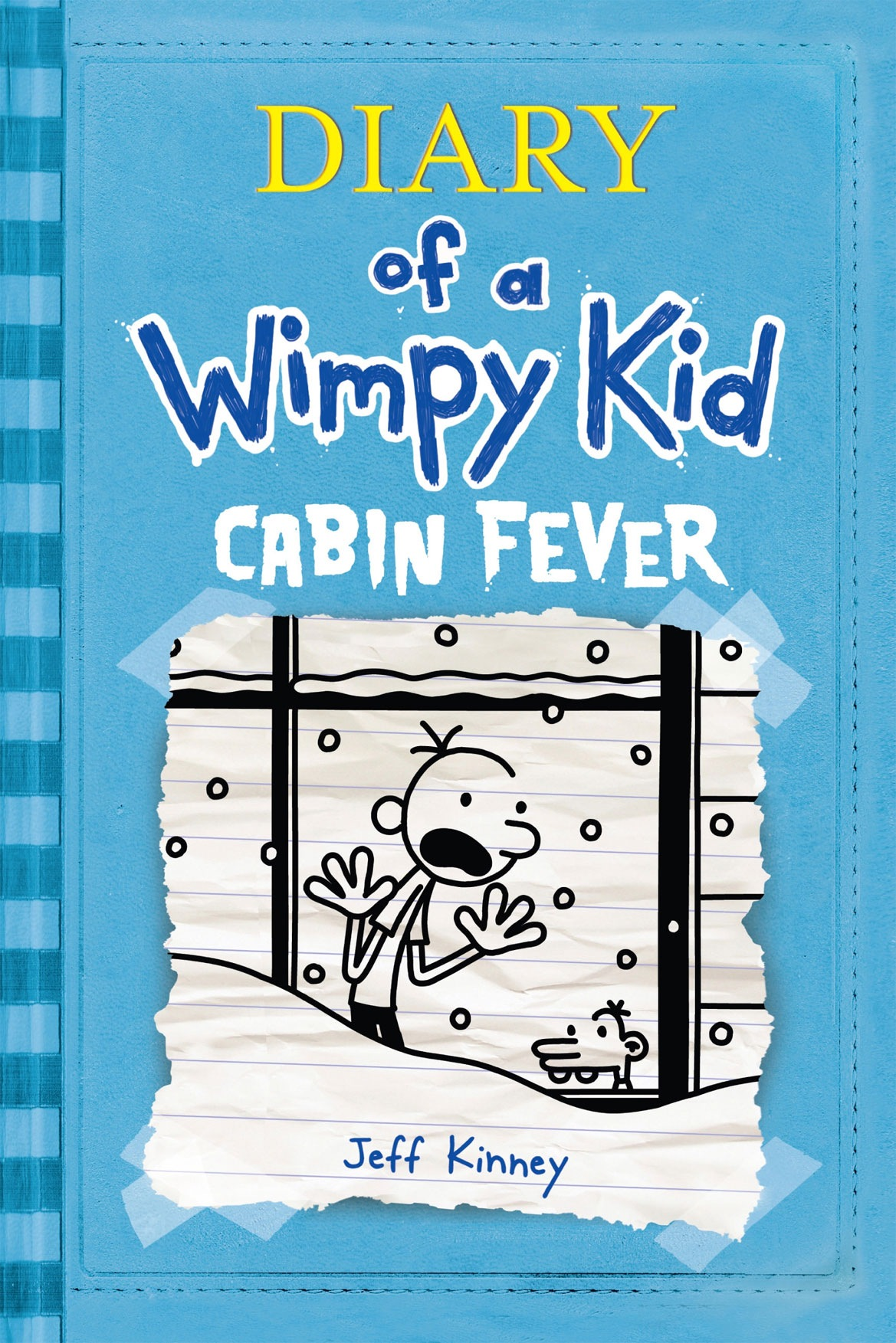 Cabin fever diary of a wimpy kid book 6 by jeff kinney paperback cabin fever diary of a wimpy kid book 6 by jeff kinney paperback myer online solutioingenieria Gallery