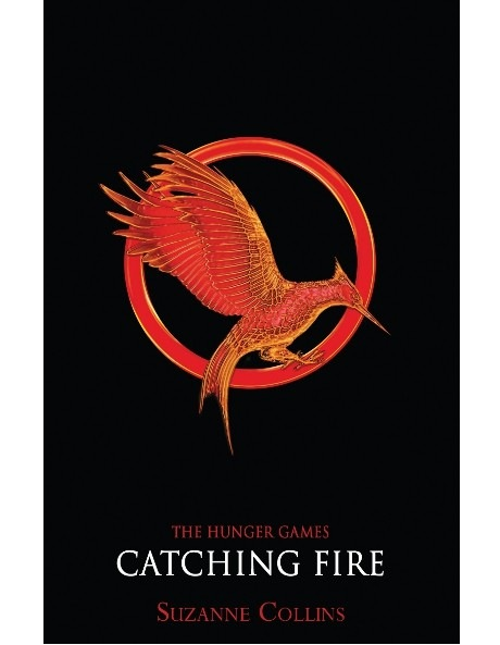 The Hunger Games #2 Catching Fire Young Adult Edition