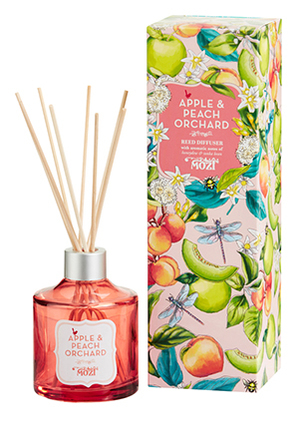 Mozi - Reed Diffuser - Apple & Peach Orchard