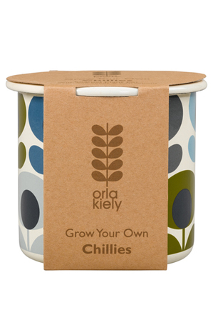 Orla Keily - Grow Your Own Chillies
