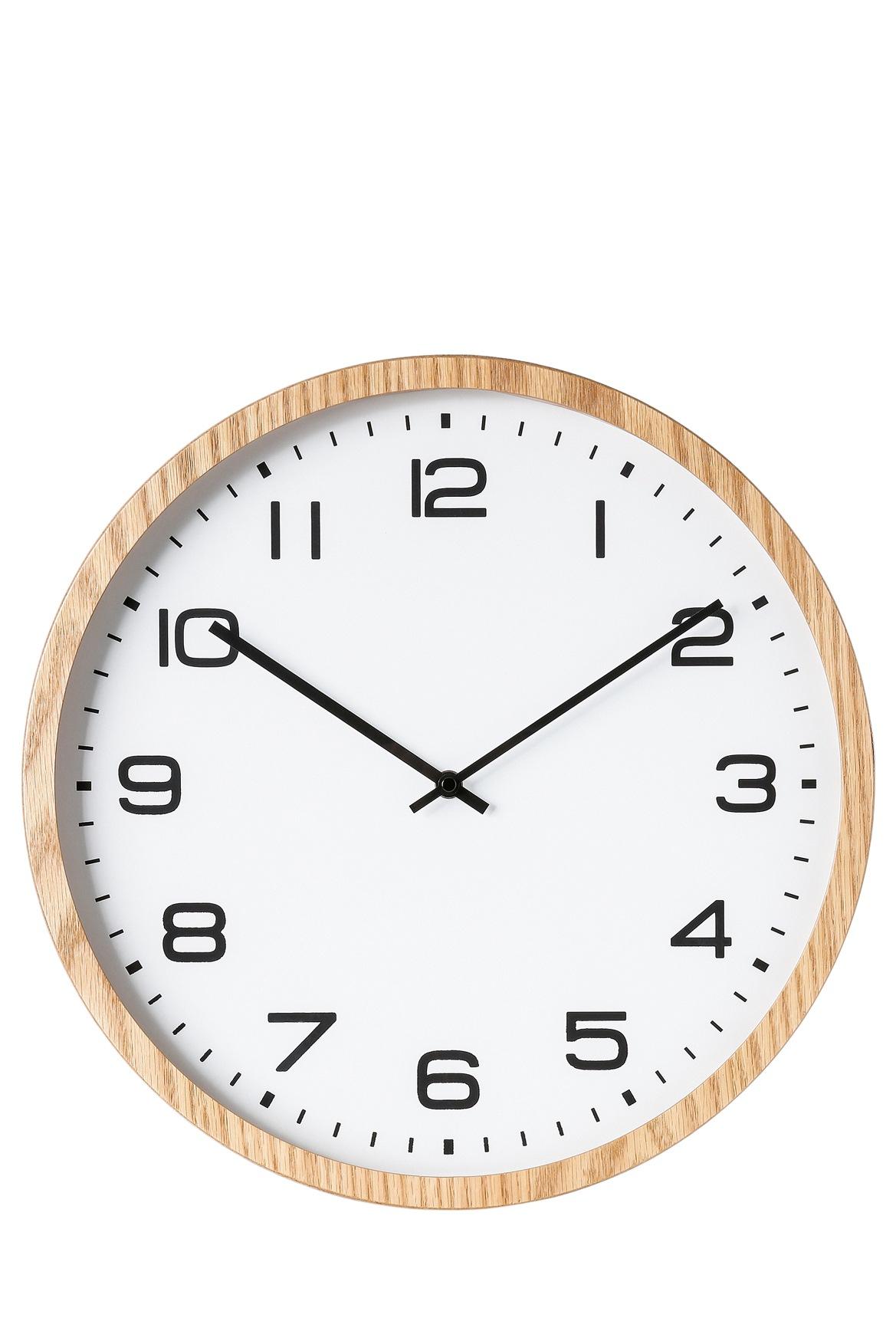 Australian house garden kingston wall clock 40cm myer online amipublicfo Images
